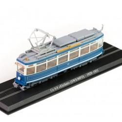 Tramway Serie 5000 (Ateliers de la Dyle) - Atlas - 1/87 ème En boite
