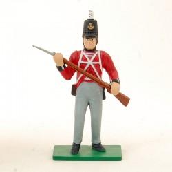 Soldat Britanique en Marche - Blue Box - En plomb