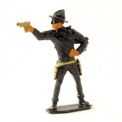 Bandit avec Pistolets - Starlux - En plastique