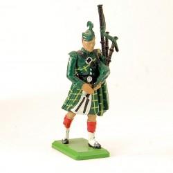 Militaire ecossais avec sa cornemuse - Britains - En plomb
