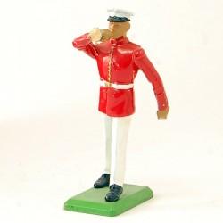 Militaire Joueur de Trompette - Britains - En plomb