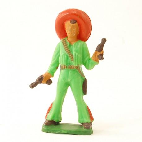 Mexicain avec Fusil - Starlux - En plastique