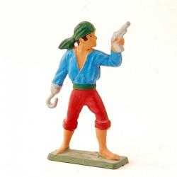 Pirate Pistolet & Crochet - Starlux - En plastique