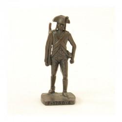 Soldat F-1780-4 - Alliage de Métal