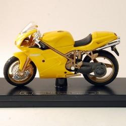 Ducati 748 Strada Biposto - Majorette - 1/18 ème En boite