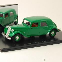 """Citroen Traction """"Six Cylinder"""" Slough 1951 - Atlas - 1/43ème en boite"""