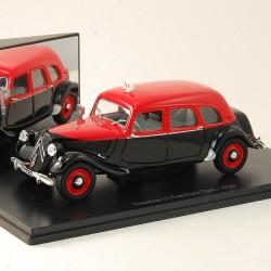 Citroen Traction 11 Familiale Taxi 1955 - Atlas - 1/43ème en boite