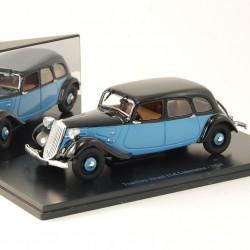 Citroen Traction 11A Limousine 1934 - Atlas - 1/43ème en boite