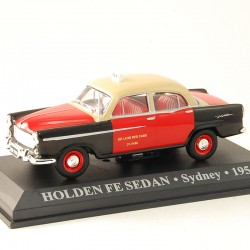 Holden Fe Sedan - Taxi Sydney 1956 - 1/43ème en boite