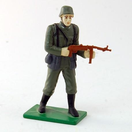 Soldat allemand avec Fusil - Blue-Box - 6.3cm