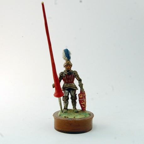 Chevalier moyenâgeux - 12.5 cm
