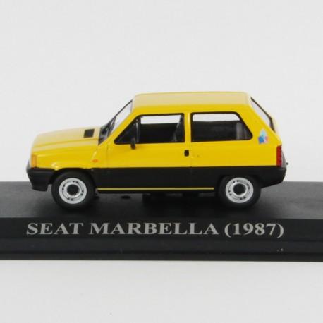 Seat Marbella - 1/43ème en boite