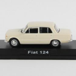 Fiat 124 - 1/43ème en boite