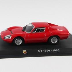 Abarth OT 1300 de 1965 - 1/43ème en boite