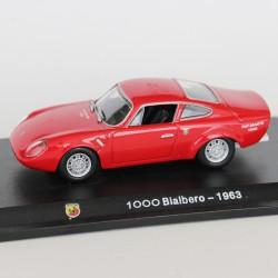Abarth - 1000 Bialbero 1963 - 1/43ème en boite