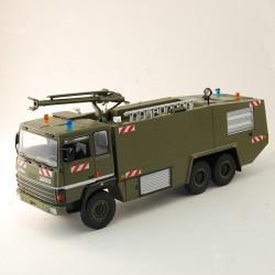 """Berliet VMA  """" Pompier Militaire """" - IXO - 1/43 ème En boite"""
