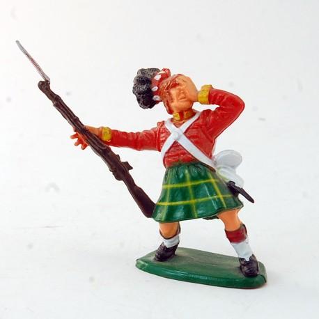 Soldat Ecossais avec arme - 4.4 cm