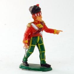 Soldat Ecossais avec Epée - 5 cm