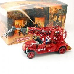 Camion de pompier 120 Mack AC Water Tower Truck - Matchbox - 1/43 ème En boite