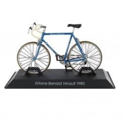 Vélo Miniature - Gitane - Bernard Hinault - 1980 - 1/18ème