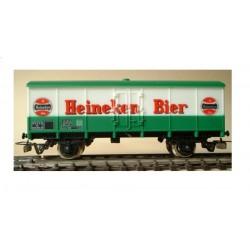 "Wagon de Marchandise "" Heineken "" - Jouef - 1/87 ème"