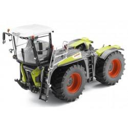 Tracteur Claas Xerion 4000 Saddle Trac - Weise-Toys - 1/32 ème En boite