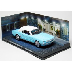 Ford Mustang Convertible 007 - Thunderball - au 1/43 en boite