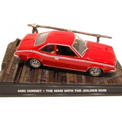 AMC Hornet 007 - The Man With The Golden Gun - au 1/43 en boite