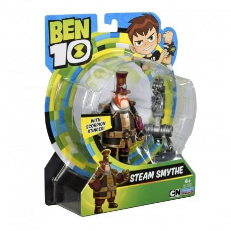 Figurine Ben 10 - Steam Smythe -  Basic Action Figure