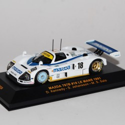 Mazda 787B le Mans 1991 1/43 IXO