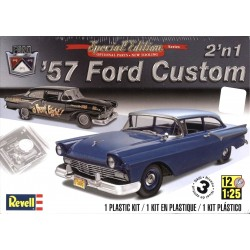 Revell - '57 Ford Custom - 1/25 ème