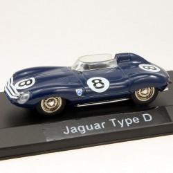 Jaguar Type D - 1/43 ème En boite