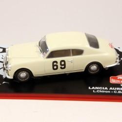 Lancia Aurelia GT - Rallye Monte Carlo 1954 - 1/43 ème En boite