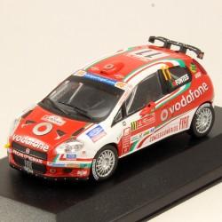 Fiat Punto S2000 N°11 - 1/43 ème En boite