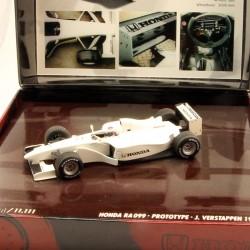 Honda RA 099 Prototype 1999 - Minichamps - 1/43 ème En boite