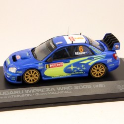 Subaru Impreza WRC 2005 - Atkinson & Macneall 1/43ème Hpi-racing
