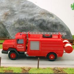 Iveco Fourgon Incendie - Centre de Secours Chateauneuf de Galaure
