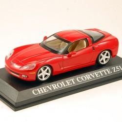 Chevrolet Corvette Z51 - 1/43eme