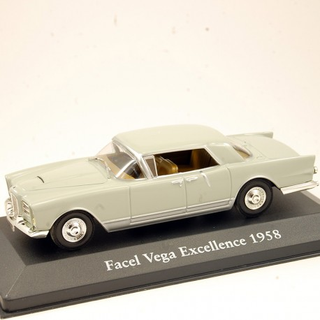 Facel Vega Excellence - 1958 - 1/43 en boite