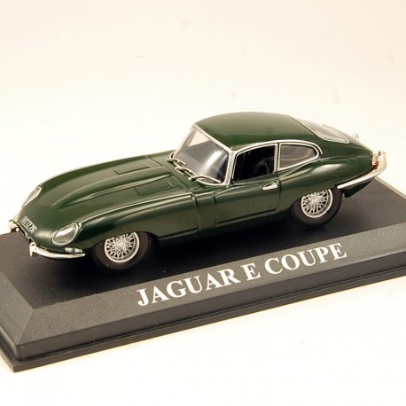 Jaguar Type E - Jaguar - HO 1/87 en boite