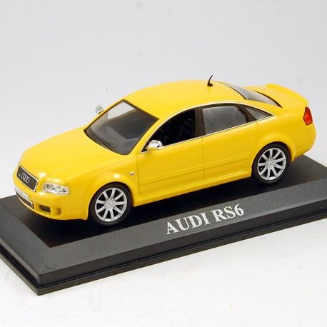Audi RS6 - Solido - au 1/43 en boite