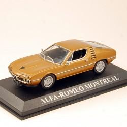 Alfa Roméo Montreal - 1/43eme
