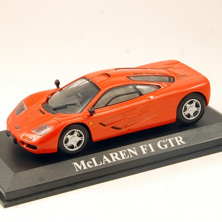 Mc Laren McLaren F1 GTR Numéro 34 - Minichamps GULF Le Mans 1996 - 1/43ème en boite