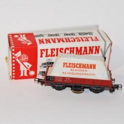 Wagon de nettoyage Fleischmann - 1/87ème HO - ref5569