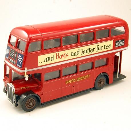 Solido - Bus Anglais Southern Vectis - 1/50ème AEC Double Decker RT