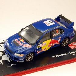 Mitsubishi Lancer Evo IX - Rallye Monte Carlo 2007 - 1/43ème