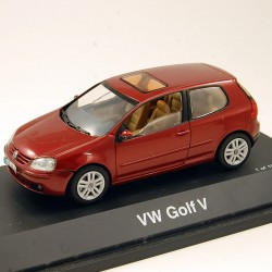 Volkswagen Golf V - Schuco - 1/43ème
