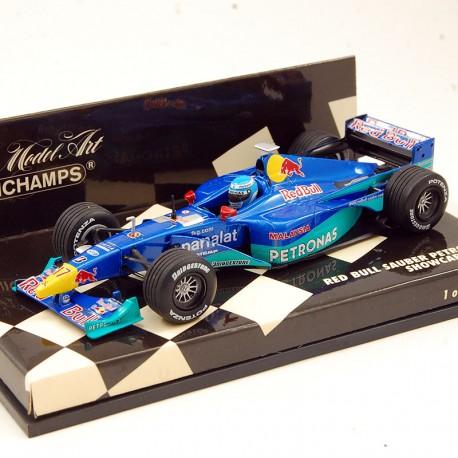 Red Bull Sauber Petronas 2000 - Minichamps - M Salo - 1/43ème