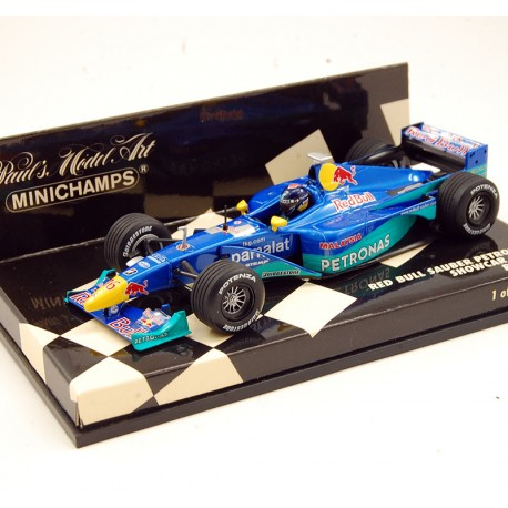 Red Bull Sauber Petronas 2000 - Minichamps - P Deniz - 1/43ème