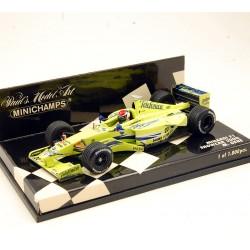Minardi F1 Showcar 2000 - Minichamps - 1/43ème